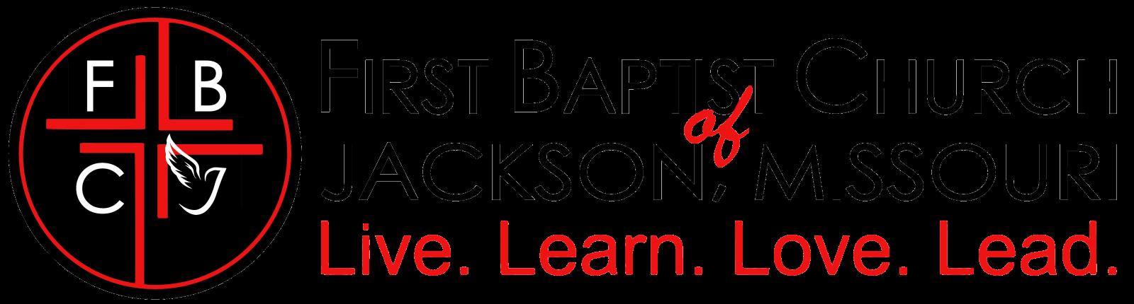 New FBCJ Logo Transparent Horizontal