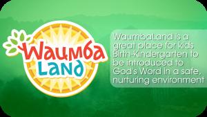 Waumbaland Button