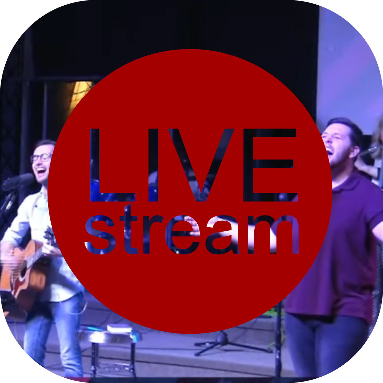 Live Stream Button for website
